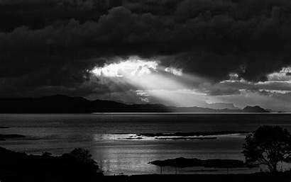 Ocean Desktop Wallpapers Clouds Sunlight Landscape Screen