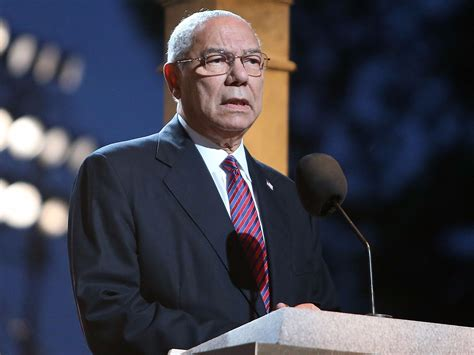 Colin Powell: Trump is about 'me the president' not 'we the people.'