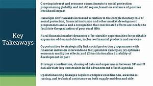 Linking Social Protection with Financial Inclusion ...