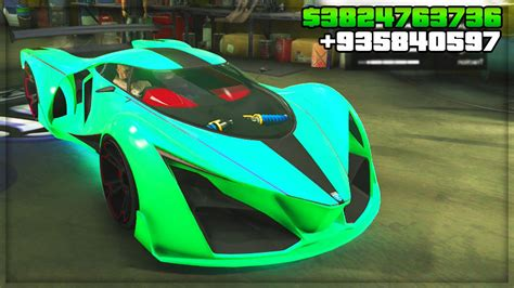 New Fastest Car In The Game (gta 5