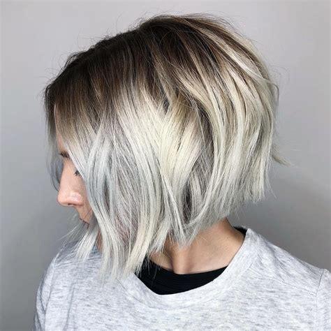 short choppy hair  biggest trend   hair adviser
