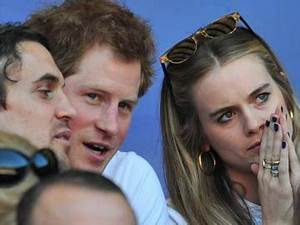 Britain's Prince Harry and girlfriend make it public