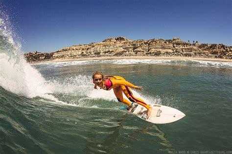 surf photo friday malia ward chris ward and a surf
