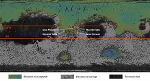 ESA - Robotic Exploration of Mars: Rover landing site ...