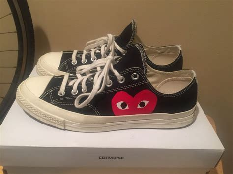 f5c31b4ca122 1472 x 1104 www.giftsforvalentines.co.uk. Buy Best Comme Des Garcons Cdg Play  Converse ...