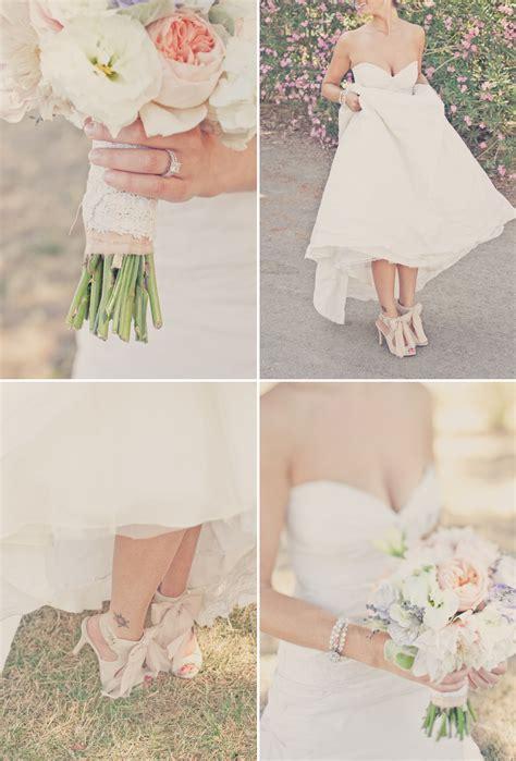 outdoor wedding inspiration lavender