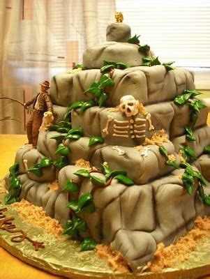 indiana jones cool cakes   cake indiana jones