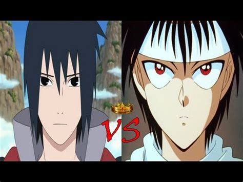 animemanga crossover battles match  set  sasuke