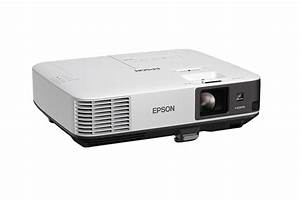 Epson 2040 xga 3lcd projector corporate and education for Epson document projector
