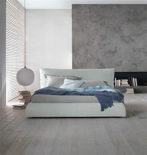 ideen schlafzimmer lederbett lederbett quot pillow quot 180 cm wei 223 polsterbett f 252 r