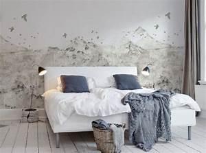Tete De Lit Chic : l 39 image panoramique en t te de lit chic ou cheap madame d core ~ Melissatoandfro.com Idées de Décoration