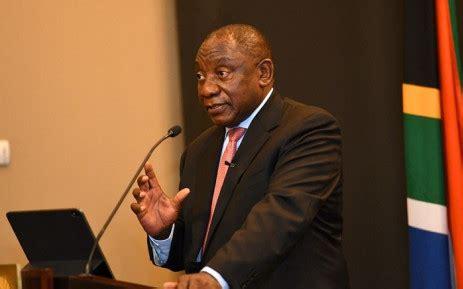 The new president's resume includes both politics and business. Full Text: Cyril Ramaphosa coronavirus lockdown response ...