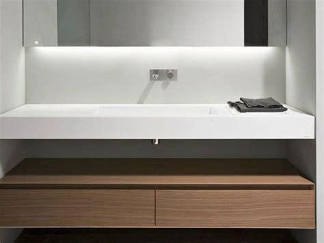 corian countertop plan de toilette en corian myslot by antonio lupi design