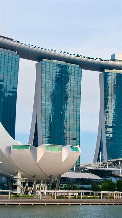 Marina Sands Bay Singapore Hotel Casino Pool
