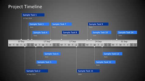 wie sie timelines  powerpoint praesentationen einsetzen