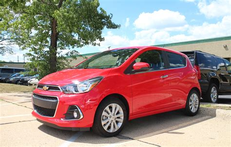 Review Chevrolet Spark by 2016 Chevrolet Spark Chevy Review Ratings Specs