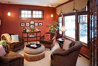 paint colors for living rooms Rustic Living Room Paint Colors