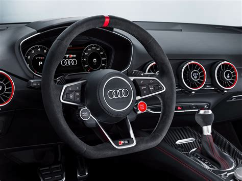 audi tt rs  interior hd cars  wallpapers images