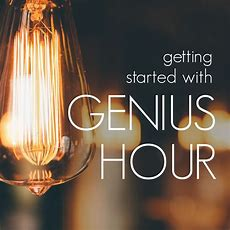 Getting Started With Genius Hour  Cult Of Pedagogy