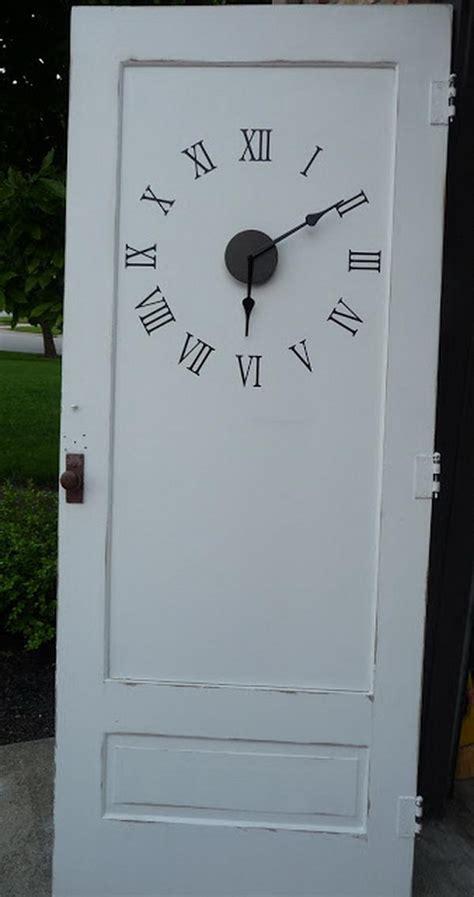 diy wall clock ideas  decoration hative