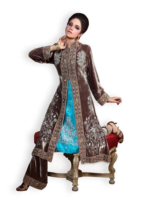 latest velvet salwar kameez dresses designs  women