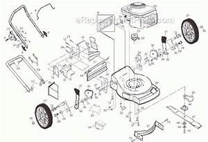 Poulan Pro Riding Mower Parts Diagram