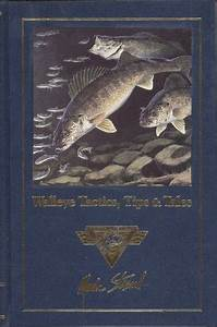 Walleye Tactics... Complete Angler Quotes