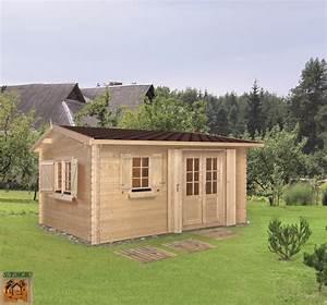 Chalet Bois Kit : cabane de jardin habitable sans permis de construire stmb ~ Carolinahurricanesstore.com Idées de Décoration