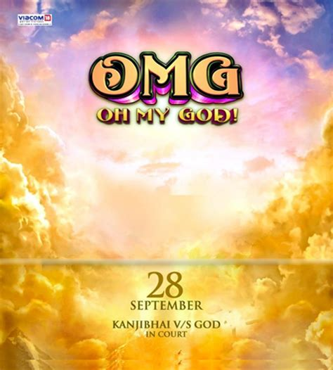 High resolution official theatrical movie poster for oh, god! Paresh Rawal OMG Oh My God Movie New Poster : omg oh my god on Rediff Pages