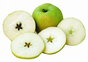 Apple with Slices PNG Image - PngPix
