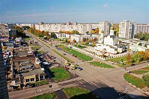 Obninsk city, Russia guide