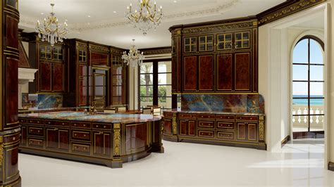 the palace kitchen daily home a 139 million palace in florida
