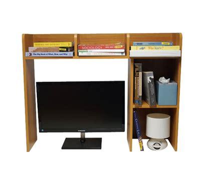 college desk hutch classic desk bookshelf organizer storage