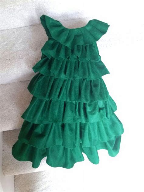 diy christmas tree costume diy pinterest