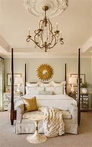 30, Adorable, Master, Bedroom, Chandelier, Design, Ideas