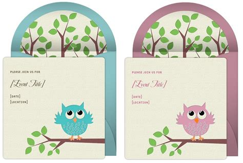 owl baby shower ideas punchbowlcom