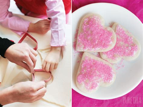 Heart Shaped Sugar Cookies  Glutenfree And Vegan  Pure Ella