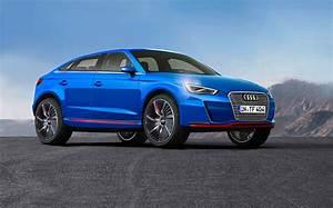 Audi E Tron : audi q6 e tron 2018 revealed audi s first ev is a ~ Melissatoandfro.com Idées de Décoration
