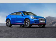 Audi Q6 Etron 2018 revealed Audi's first EV is a