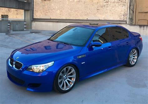 Bmw M5 2008 by 2008 Bmw M5 6 Speed For Sale On Bat Auctions Sold For