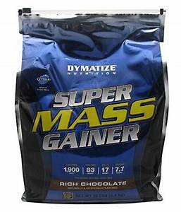 Dymatize Super Mass Gainer 12 Lbs  Buy Dymatize Super Mass Gainer 12 Lbs At Best Prices In India