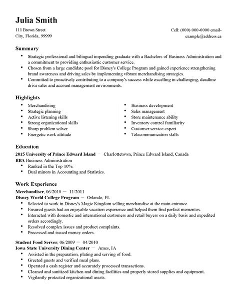professional customer service student templates to