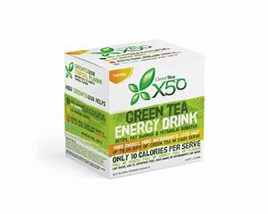 X50 GREEN TEA 60'S | The Wellness Box
