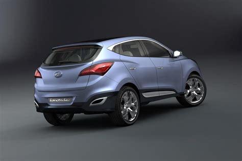 Hyundai Hed 6 Ix Onic Concept Asian Cars News