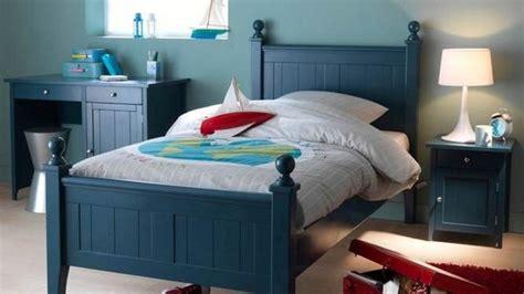 chambres bleues quelles couleurs marier avec le bleu