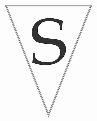 Letters Banner Printable Alphabet Banners Letter Templates