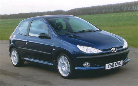 peugeot 206 gti peugeot 206 gti review 1999 2006 parkers
