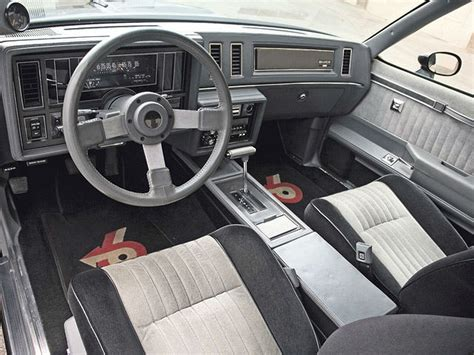 old car manuals online 1986 buick century instrument cluster buick grand national interior muscle cars 9 mobmasker