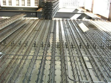 Corrugated Metal Decking For Concrete by Unique Steel