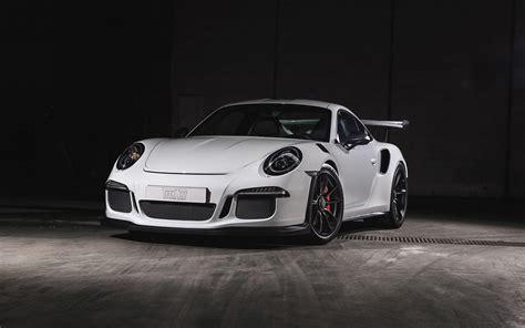 2016 Techart Porsche 911 Gt3 Rs Carbon Sport Wallpaper